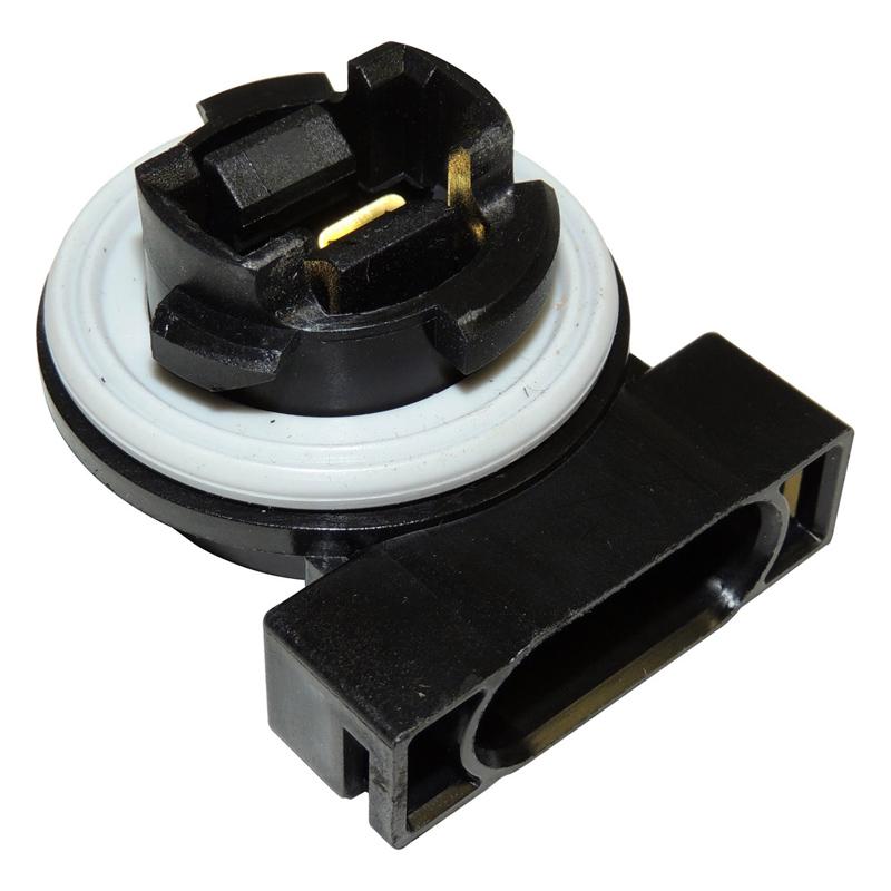Turn Signal For 2007-2008 Dodge Ram 1500; Side Marker Lamp Socket Bulb Holder